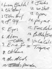 20060426_Setlist_01_Handwritten.jpg