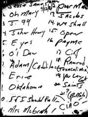 20060512_Setlist_01_Handwritten.jpg