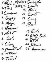 20071030_Setlist_01_Handwritten.jpg