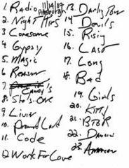 20071114_Setlist_01_Handwritten.jpg