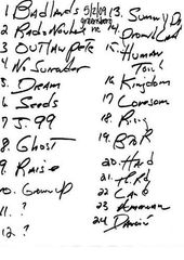 20090502_Setlist_01_Handwritten.jpg