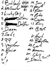 20090609_Setlist_01_Handwritten.jpg