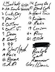 20090613_Setlist_01_Handwritten.jpg