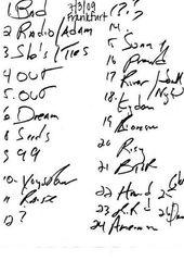 20090703_Setlist_01_Handwritten.jpg