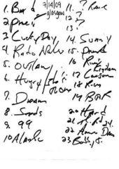 20090714_Setlist_01_Handwritten.jpg