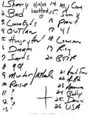 20090819_Setlist_01_Handwritten.jpg