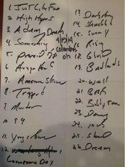 20140415_Setlist_01_Handwritten.jpg